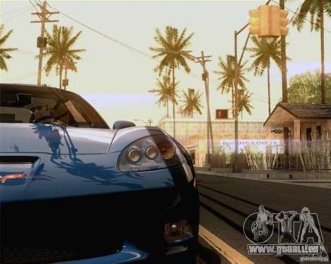 Optix ENBSeries Anamorphic Flare Edition pour GTA San Andreas deuxième écran