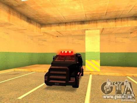 Swat III Securica pour GTA San Andreas