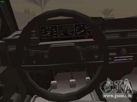 VAZ 21083i für GTA San Andreas Motor