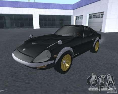 Nissan  Fairlady 240ZG pour GTA San Andreas