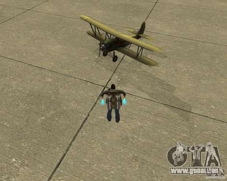 Sur-2 pour GTA San Andreas laissé vue