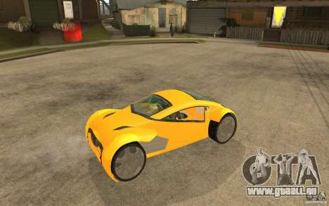 Lexus Concept 2045 für GTA San Andreas rechten Ansicht