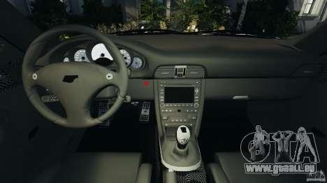 RUF RT12R 2011 für GTA 4 Rückansicht