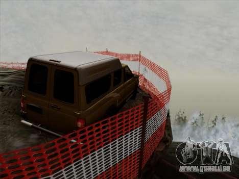 UAZ 2760 für GTA San Andreas Seitenansicht