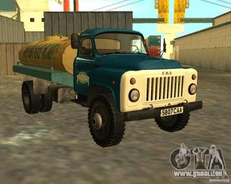 GAZ 53-12 LKW-3 für GTA San Andreas