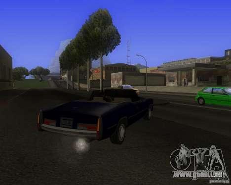 HD Esperanto für GTA San Andreas rechten Ansicht