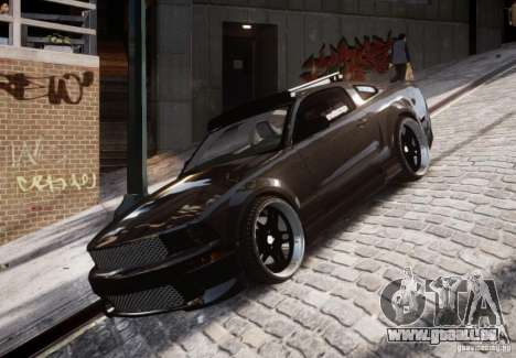 Ford Mustang GT Lowlife für GTA 4