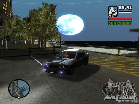 Ford Falcon XR8 für GTA San Andreas