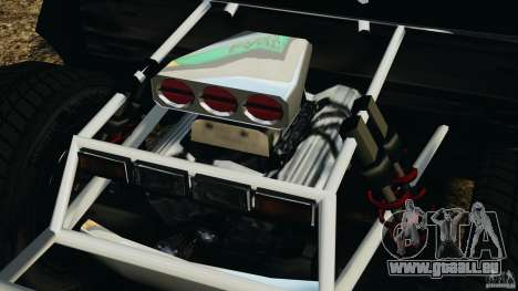 Toyota Tundra Karin Sahara v2.0 für GTA 4 Rückansicht