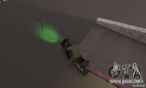 Feux verts pour GTA San Andreas troisième écran