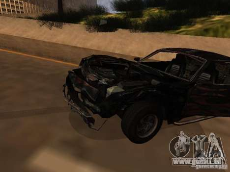 Car from FlatOut 2 pour GTA San Andreas vue de droite