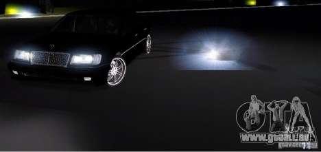 Electronic Speedometr für GTA San Andreas zweiten Screenshot