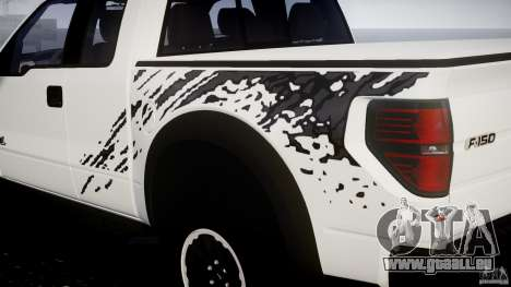 Ford F150 SVT Raptor 2011 für GTA 4