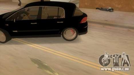 Renault Vel Satis pour une vue GTA Vice City de la droite