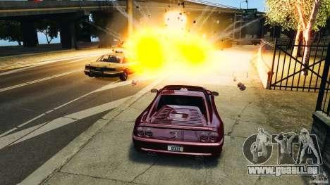 CarRocket v2 pour GTA 4