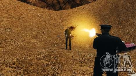 Bullet Time für GTA 4 sechsten Screenshot