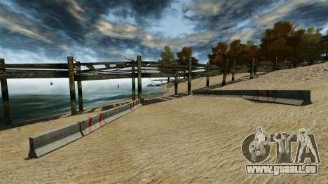Piste de rallye pour GTA 4 quatrième écran