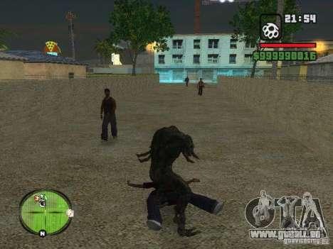 Bibliotekar pour GTA San Andreas septième écran
