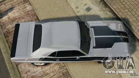 Dodge Challenger RT 1970 v2.0 pour GTA 4 est un droit