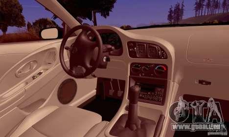 Eagle Talon TSi AWD 1998 für GTA San Andreas Seitenansicht