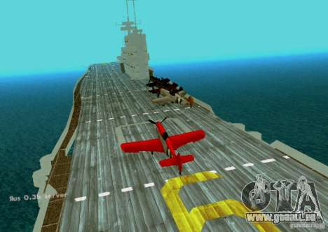 Battle Ship für GTA San Andreas
