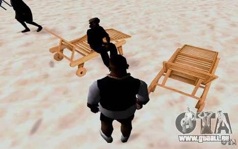 Reality Beach v2 pour GTA San Andreas huitième écran