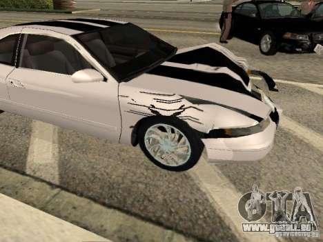 Lincoln Mark VIII 1996 pour GTA San Andreas salon
