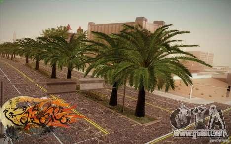 New Roads Las Venturas v1.0 für GTA San Andreas