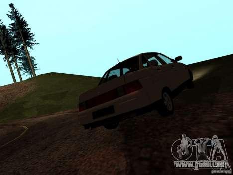 VAZ-21103 für GTA San Andreas linke Ansicht