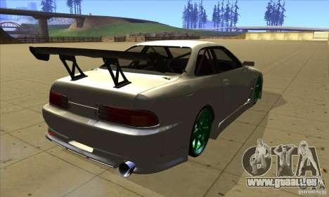 Toyota Soarer für GTA San Andreas rechten Ansicht