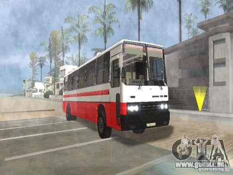 IKARUS 250 pour GTA San Andreas