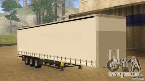 SchmitZ Cargobull für GTA San Andreas