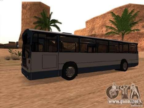 MAN SL200 Exclusive v.1.00 pour GTA San Andreas laissé vue