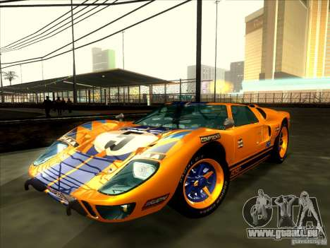 Ford GT40 1966 pour GTA San Andreas