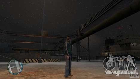 Waffe-Raketenwerfer für GTA 4 Sekunden Bildschirm