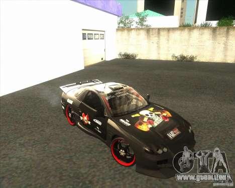 Mitsubishi 3000 GT für GTA San Andreas rechten Ansicht