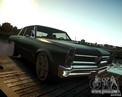 Pontiac GTO DF für GTA 4