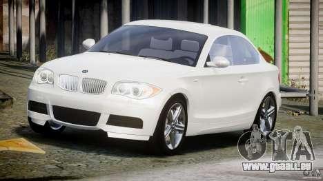 BMW 135i Coupe 2009 [Final] pour GTA 4