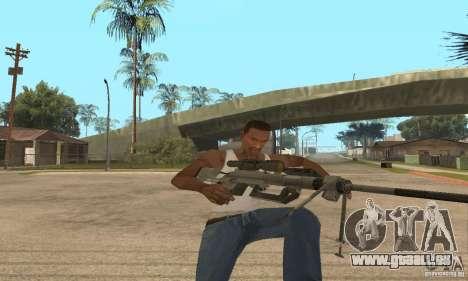Intervenšn von Call Of Duty Modern Warfare 2 für GTA San Andreas