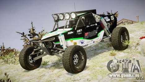 Ickler Jimco Buggy [Final] pour GTA 4 Vue arrière