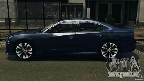 Dodge Charger SRT8 2012 v2.0 pour GTA 4 est une gauche