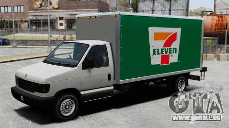 Die neue Werbung für LKW Steed für GTA 4