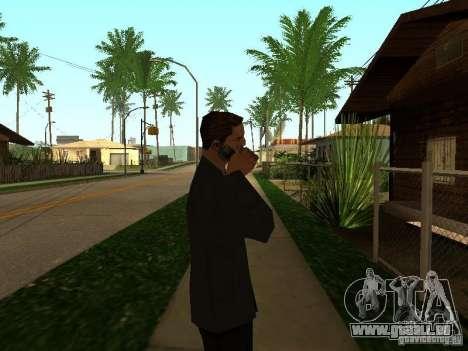 Nokia N8 pour GTA San Andreas cinquième écran