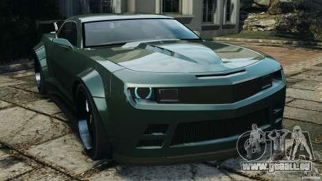 Chevrolet Camaro SS EmreAKIN Edition für GTA 4