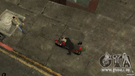 SharkS800RAyaton für GTA 4 Sekunden Bildschirm
