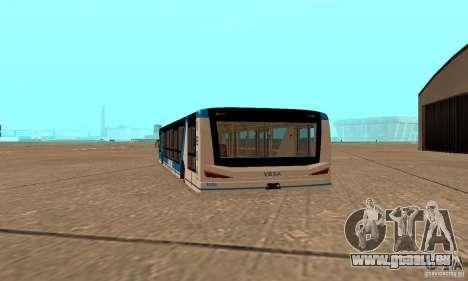 Design X XAPGL pour GTA San Andreas laissé vue