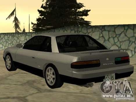 Nissan Silvia PS13 pour GTA San Andreas laissé vue