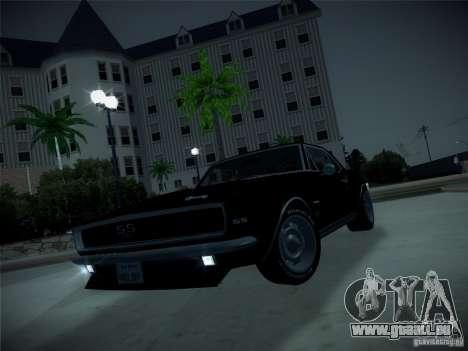 IG ENBSeries pour GTA San Andreas huitième écran