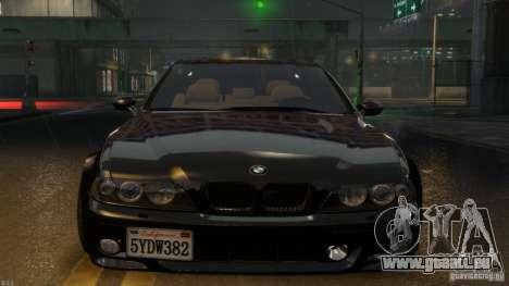 BMW M5 E39 BBC v1.0 für GTA 4 hinten links Ansicht