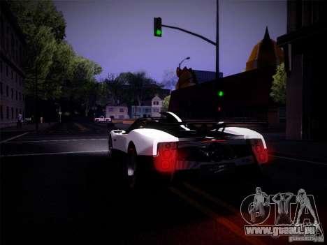Realistic Graphics 2012 pour GTA San Andreas quatrième écran